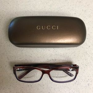 Prescription Glasses! Gucci!